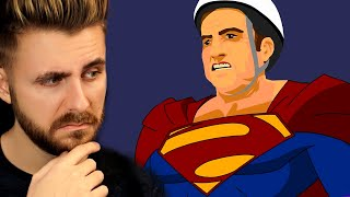 HAPPY WHEELS dar SUNT SUPERMAN!