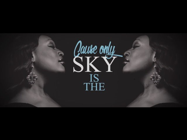 Julien Scalzo feat. Florence François - Sky is the Limit (Lyric Video)
