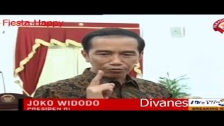 Presiden Jokowi Marah dengan Kasus Papa Minta Saham