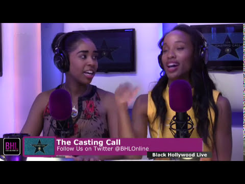 The Casting Call w/ Sheila Conlin   May 2nd, 2014   Black Hollywood Live