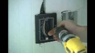 Нудура - ICF -Electrical & Plumbing(Видео инструкции за изолационни форми за бетон (още известни като термоблок или изолационен оставащ кофраж..., 2009-09-14T10:49:25.000Z)
