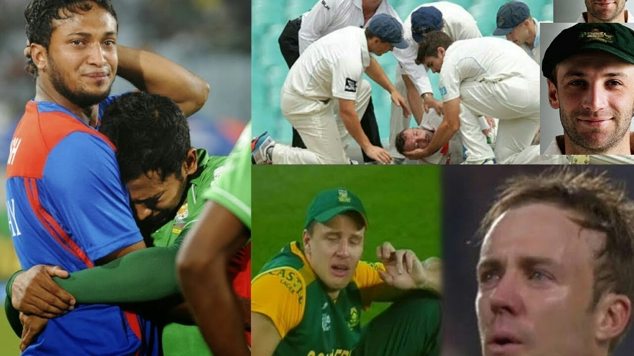 Top Heart Touching ● Sad and Emotional Moments in Cricket ● Respect