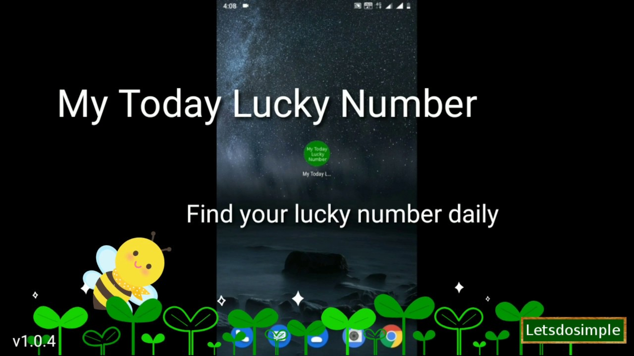 Download My Today Lucky Number APK latest version app for android