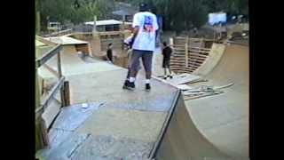 Blockhead Skate Ramp Building Bowl