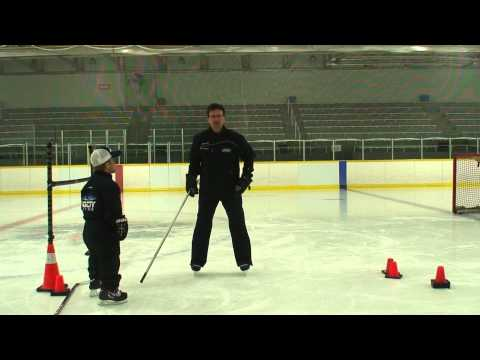 How to teach the Extra Fun Hockey Stations for beginners.