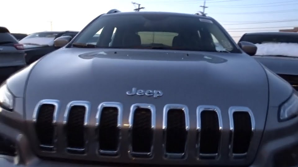 2017 jeep cherokee matteson lansing oak lawn northwest indiana chicago il 17403 youtube. Black Bedroom Furniture Sets. Home Design Ideas