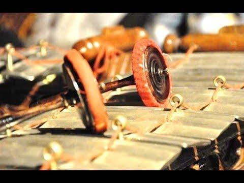 Ladrang ASMARADANA / Ldr Asmorondono / COKEKAN Javanese Gamelan Music Jawa [HD]