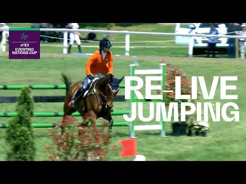 LIVE 🔴 | Jumping | Vairano (ITA) | FEI Eventing Nations Cup™