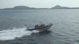 Nieuw vaartuig (FRISC) getest in Caraïben