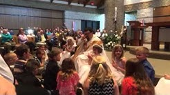 2016 First Communion St. Peter's Church, Eagle River Wisconsin