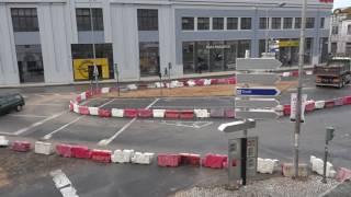 Trânsito já se processa com maior fluidez no Largo do Arnado