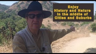 I am using a short hike I took on one of California's great byways ...