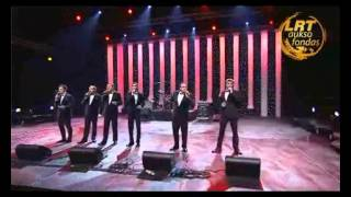 "Quorum a cappella - ""How Deep is Your Love"" by Bee Gees"