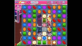 Candy Crush Saga Level 1489 No Boosters