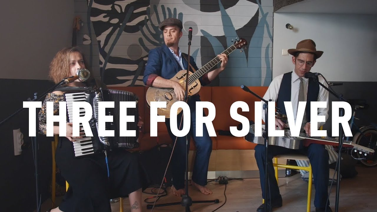 Three For Silver - Rivers and Wildwood | Urban Tapes