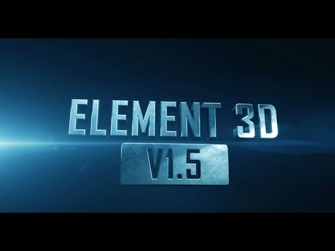 after effects cc element 3d crack