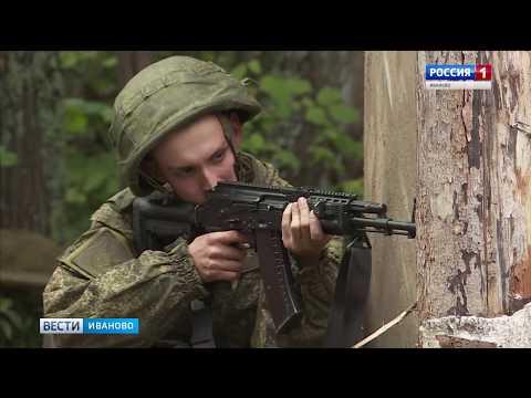 В Тейковском районе на боевое дежурство выдвинулись многотонные «Ярсы»