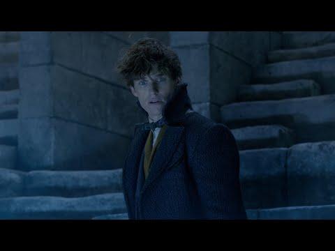 Fantastyczne Zwierzęta: Zbrodnie Grindelwalda - Najnowszy zwiastun
