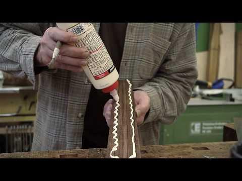Building a DeSmet Steelstring guitar by Luthier Peter de Smet (PDS Guitars)