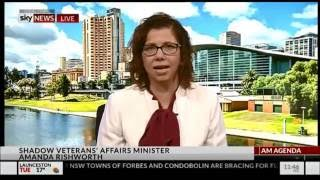Amanda Rishworth AM Agenda 27/09/2016