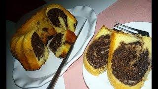 yapımı son derece basit muhteşem bir kek