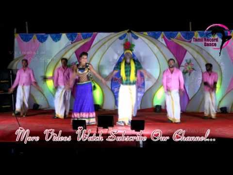 Tamil Record Dance 2018 / Latest tamilnadu village aadal paadal dance / Indian Record Dance 2018 597