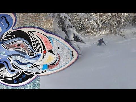 10771_ Japon Tokyo Hokkaido Furano volcan Ashaidake Ski de randonnée hors pistes