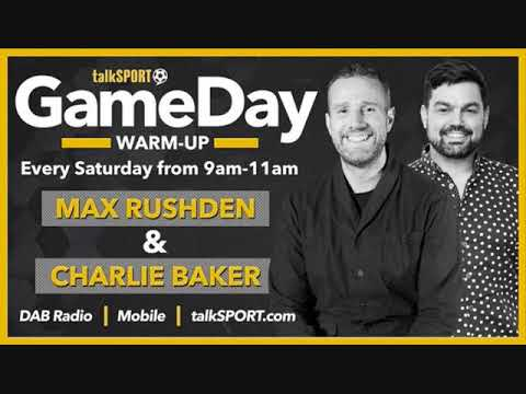 Max Rushden Charlie Baker Rip Off Another Bbc Show On Talksport