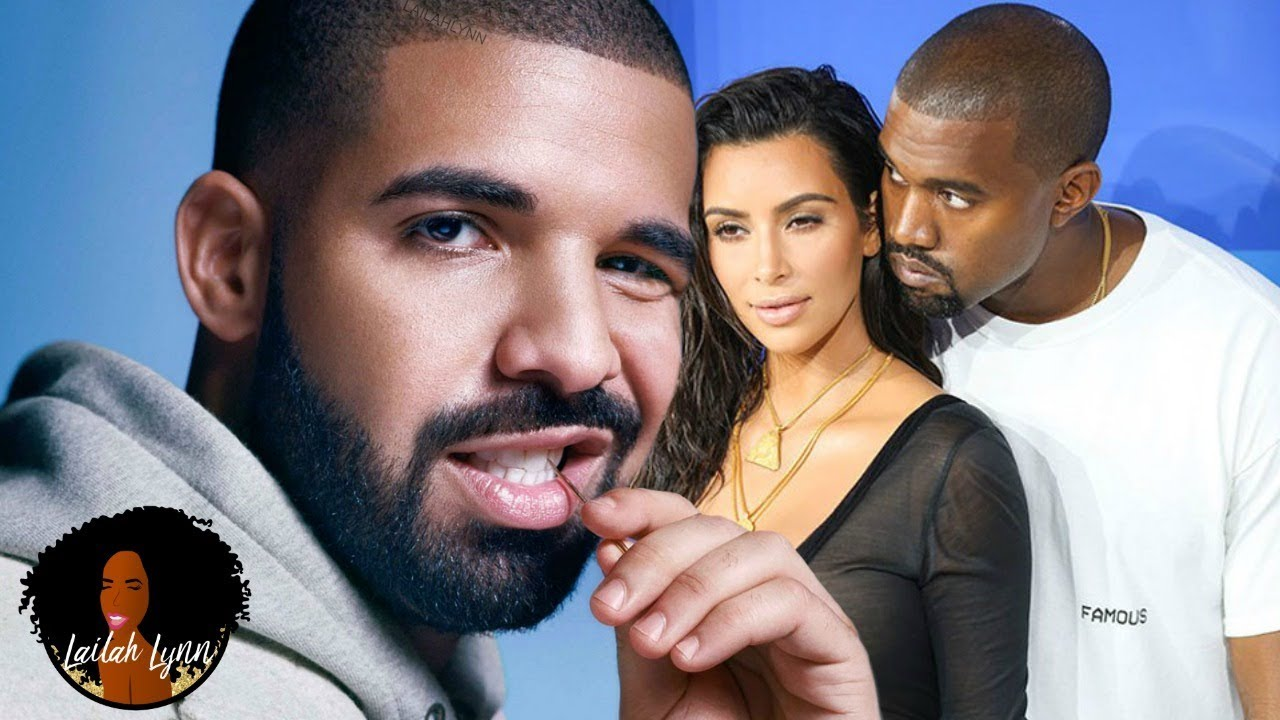 Drake Supposedly Hooked Up With Kim Kardashian | Fan Theory Goes Viral!
