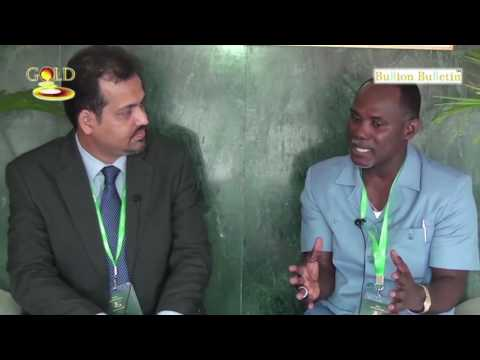 Mr Kwame Ofei, CEO,  ITALTEC GHANA LTD IIGC 2016720p