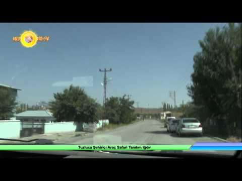 Tuzluca Şehiriçi Araç Safari Tanıtım Iğdır