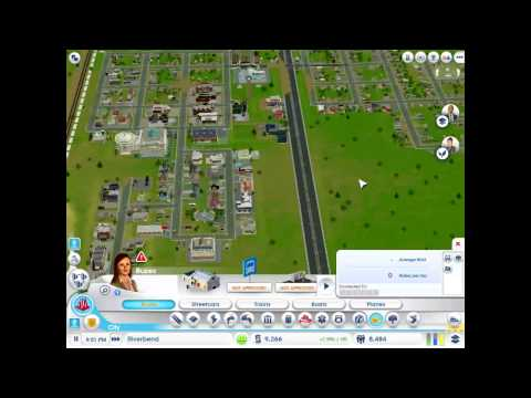 SimCity Ep.3 - Department of finance