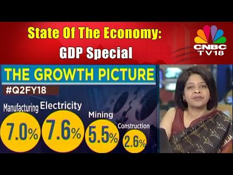 State Of The Economy: GDP Special | CNBC TV18