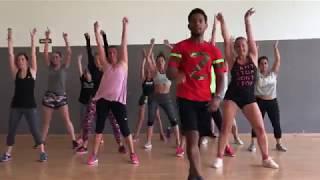 One Kiss - Calvin Harris, Dua Lipa - Zumba Choreo By Cesar Moquete