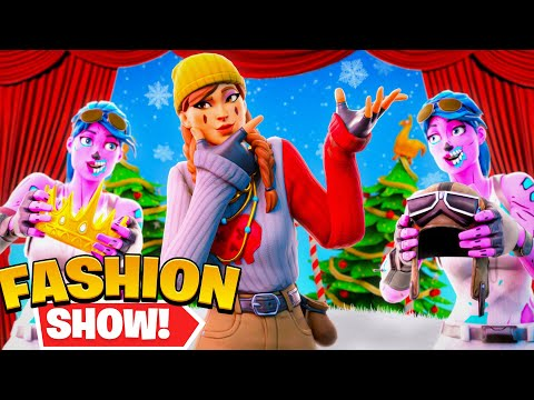 Famous YouTubers Picked My Fashion Show Outfit..