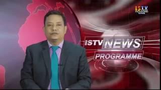 14TH SEPTEMBER 2017 3PM ISTV MANIPURI NEWS