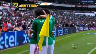 Chicharito Vs Giovani Dos Santos  Vs Carlos Vela Vs Nery Castillo