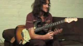 Under the Bridge by John Frusciante - Guitar Lessons