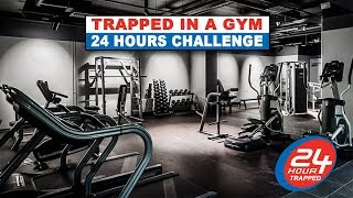 TRAPPED IN A GYM FOR 24 HOURS | Live Vlog | $1 TTS, $2 MEDIA, $5 WORKOUT REQUEST, $20 MORPH