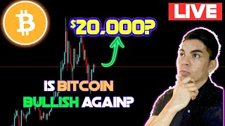 Is BITCOIN going to go higher? Bitcoin Technical Analysis LIVE