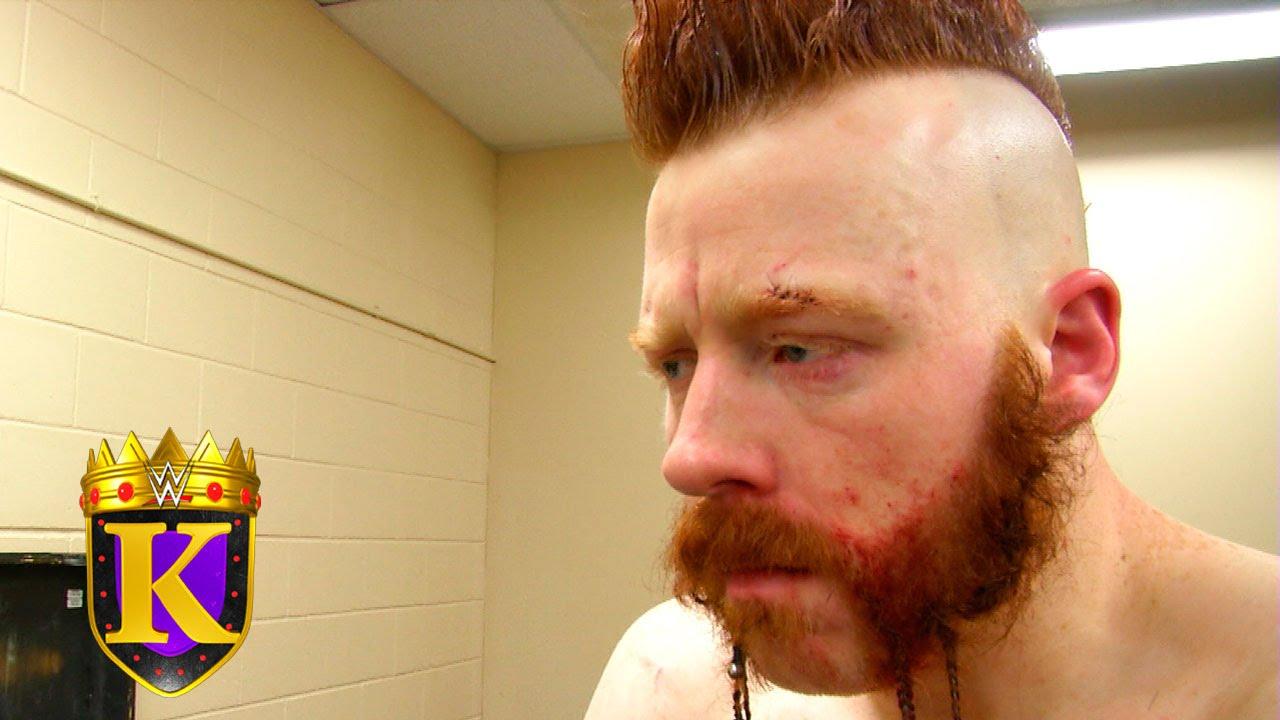 Sheamus King Of The Ring Injury