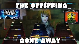 The Offspring - Gone Away - Rock Band DLC Expert Full Band (October 7th, 2008)