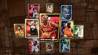 NBA 2K15 My Team - ALL Sapphire Legends and How to Get Them - My Team Rewards PS4 & Xbox One Thumbnail