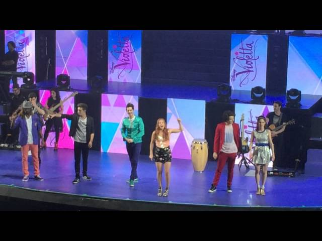 Concert Violetta Grand Rex - 17 janvier 2014 Travel Video