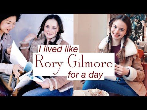 I Turned Myself Into Rory Gilmore