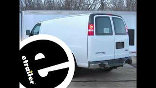 install trailer wiring 2014 gmc savana van 55540 - etrailer.com