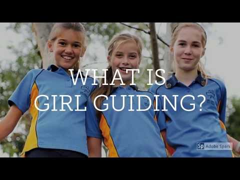 What Is Girl Guiding?