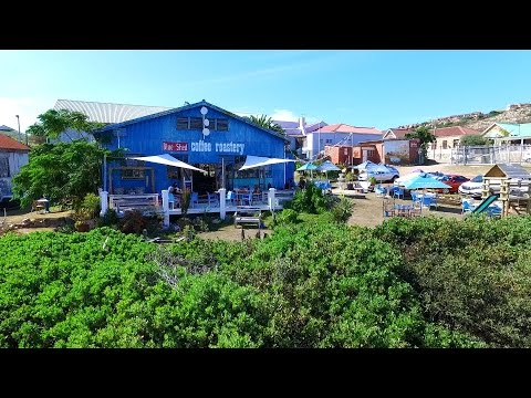 The Blue Shed Coffee Roastery Mossel Bay South Africa