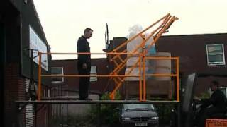 DRB Safety Barriers LCHP - Video 2