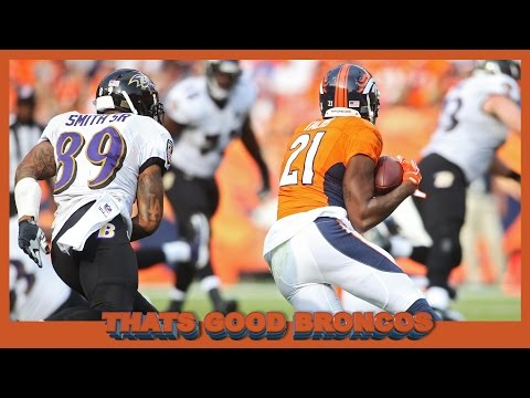 Broncos vs Ravens: Highlights Week 1 2015